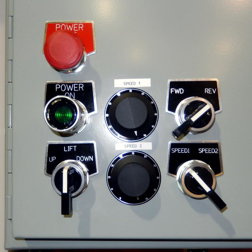 Old style controls
