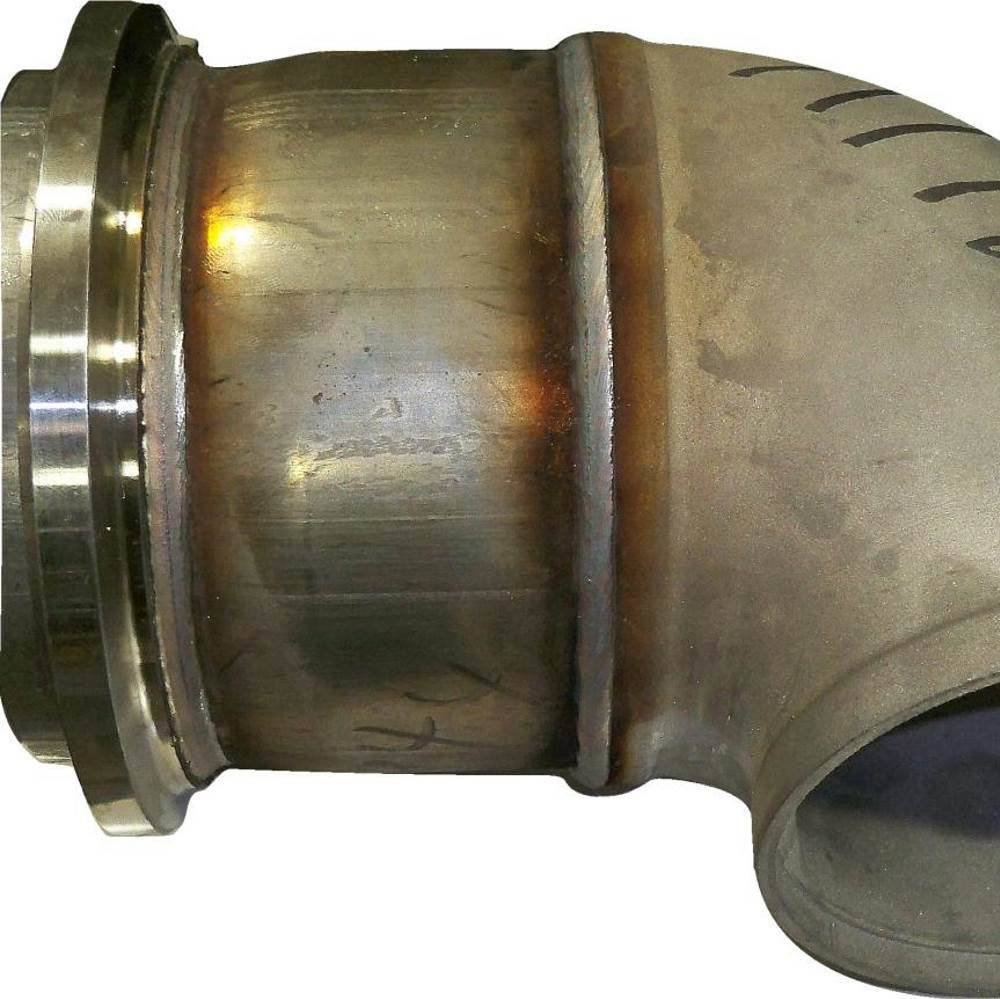 Typical application for welding turntable